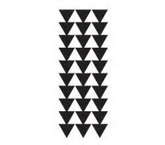 Polynesian Triangle Patterns - Yahoo Image Search Results Dreieckiges Tattoos, Forearm Band Tattoos, Hawaiianisches Tattoo, Tribal Tattoos, Hand Tattoos, Tattoos For Guys, Tatoos, Armband Tattoo, Hawaiian Tribal