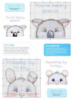 Koala & Mouse peek-a-boo