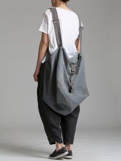 Oversize Rustic Bag by LURDES BERGADA