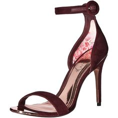 413ac9e4839 Ted Baker Women s Rynne Dress Sandal ( 52) ❤ liked on Polyvore featuring  shoes