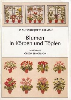 Gallery.ru / Photo # 1 - Gerda Bengtsson - Blumen in Körben und Topfen - galkin36