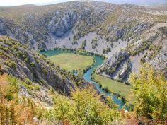 Nature Park Velebit, Croatia