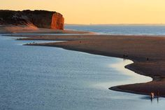 Foz do Arelho e #Lagoa_de_Óbidos #Portugal