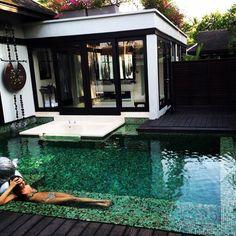 #aquimequedo #sinoconstu #esbromayoloamo #phuket #honeymoon #amarloesmideleite #esposopreparandodrinks #graciasdiossol #aniha by elegorreta
