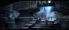 Inside pyramid by Javoraj on DeviantArt