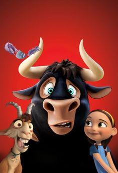 "Wallpaper for ""Ferdinand"" Ferdinand Movie, The Story Of Ferdinand, Ferdinand The Bulls, Disney Phone Wallpaper, Cartoon Wallpaper, Movie Wallpapers, Cute Wallpapers, Coco Film, Geeks"