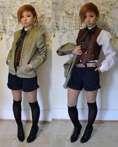 #kodona #boystyle.     I like these outfits.      :)