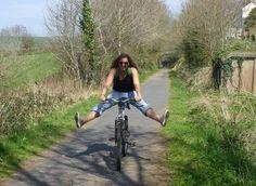 Enjoying the ride  :-)
