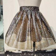 US$ 65.00 - Handmade Custom Holographic Star Galaxy Vinyl PVC Pleasted Ball Skirt Plus Size Circle Skirt - www.pindarave.com Pvc Skirt, Ball Skirt, Festival Dress, Festival Outfits, Plus Size Skirts, Plus Size Outfits, Drag Queen Costumes, Holographic Dress, Burning Man Outfits