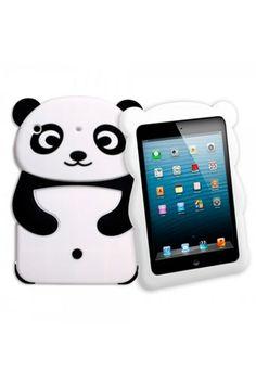 iPad Mini - Panda Negro y Blanco, ahora 8€ en divinitycollection.es