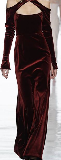 Bibhu Mohapatra Fall 2017 Ready-to-Wear