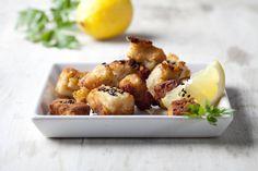Bocconcini di pesce al forno #Star #Ricette #secondo #pesce #food #recipes