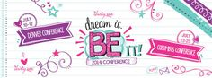 "I am so excited to have the opportunity to attend Thirty-One's National Conference this July. This year's theme is ""Dream It. Be It!"" and I am able to attend this year because I'm went for my dreams and met my goals! If you'd like more information about Thirty-One and how it can help you meet your goals please contact me through my website at www.mythirtyone.com/489922"