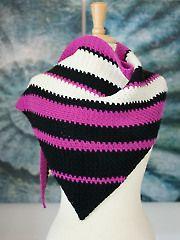 Crochet - That Way Shawl - #837826