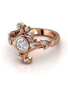 Flamenco Ring