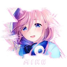Miku ( Profil ) by AchzatrafScarlet on DeviantArt Anime School Girl, Cool Anime Girl, Pretty Anime Girl, Cute Anime Pics, Beautiful Anime Girl, Kawaii Anime Girl, Anime Art Girl, Manga Girl, Relife Anime
