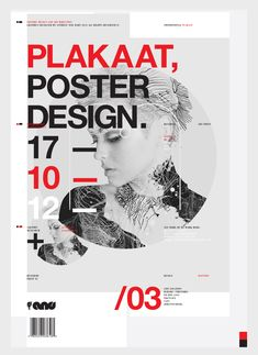 Plakaat 2012 by Anthony Neil Dart, via #Behance #graphic #design