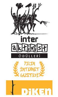 Diken 'Yılın Internet Gazetesi' ödülünü kazandı...