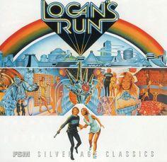 Jerry Goldsmith - Logan's Run (Original Motion Picture Soundtrack)