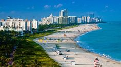 Científicos han advertido que la ciudad de Miami Beach puede desaparecer bajo el mar en un futuro distante.