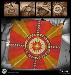 Batik (balinese dying) Art - 2012
