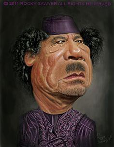 Gaddafi - www.remix-numerisation.fr - Rendez vos souvenirs durables ! - Numérisation Transfert Duplication Sauvegarde de votre patrimoine audio et vidéo familial