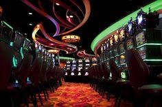 Interior Casino Upgrade | Gaming Floor Design | Casino Decor Design | Creek Nation Casino | One Fire Casino by I-5 Design & Manufacture, via Flickr
