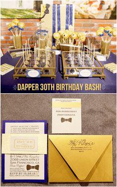 Dapper 30th Birthday