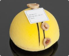 Sadaharu Aoki's Citron Praline. Delicious! (Paris, France)
