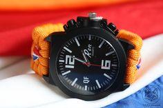 Orange 4 - 18cm | VOS Paracord