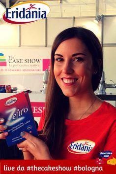 """Il coupon di Eridania messo a disposizione su http://www.chiacchieredolci.it/2014/11/coupon-the-cake-show/ nasconde una piccola sorpresa...chi troverà """"Ilaria"""" al The Cake Show"""" scoprirà di cosa si tratta."""