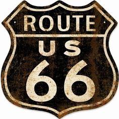 route 66 div. maten