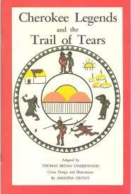 """Cherokee Legends and the Trail of Tears - Now in its 20th printing, this little book contains a fascinating, firsthand account of the """"Trail of Tears"""" by a U.S. soldier who was there. Also includes classic legends like """"How the Earth was Made"""" and """"Why the Possum's Tail is Bare."""" Over 300,000 sold!  http://medicinemancrafts.com/collections/books/products/cherokee-legends-and-the-trail-of-tears"""