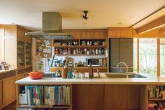 KitoBitoのオーダーキッチンの施工例をご紹介しています。