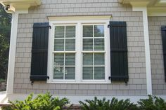 Exceptional Exterior Shutters Add Value And Increase The Appeal Of Your House