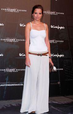 La actriz de Los Protegidos, Ana Fernández, entre las caras conocidas que se citaron con 'El caballero oscuro'