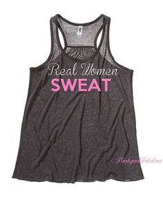 women's workout tank tops | Workout Clothing Womens Tank Top Workout Tank by FlashyandFabulous, $ ...