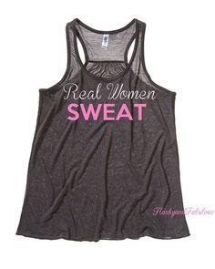 women's workout tank tops | Workout Clothing Womens Tank Top Workout Tank by FlashyandFabulous, $ ...