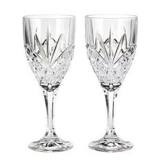 Godinger Dublin Crystal Set Of 12 Goblets, 2015 Amazon Top Rated Goblets & Chalices #Kitchen