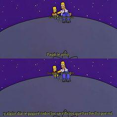 Aunque no estés tanto tiempo conmigo...💫 Mi Life, Maybe Someday, Close My Eyes, True Feelings, Love Memes, The Simpsons, Qoutes, Daddy, Tumblr