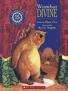 Australian Picture Books: Wombat DIVINE book review