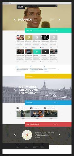 Caviar on Web Design Served