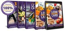 500 Receitas Low Carb + 3 Bônus Exclusivos Queijo Low Carb, E 500, Frosted Flakes, Cereal, Food, Dieta Low, Pdf, Club, Home Exercises