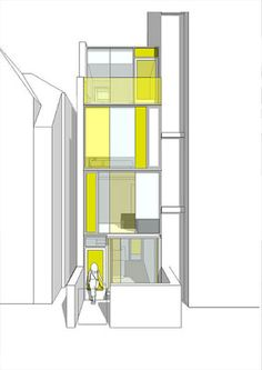 Shape Architecture London | Architects London, Contemporary Architects, Residential Architect     New house build in Battersea, London.
