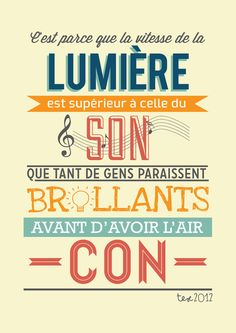 french quote Art Print by daydreamer89 | Society6