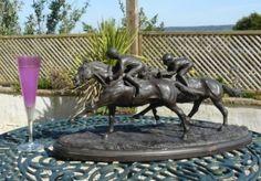 Human Sculpture, Horse Sculpture, Abstract Sculpture, Bird Statues, Garden Statues, Horse Racing, Race Horses, Equestrian Statue, Bernard Dog