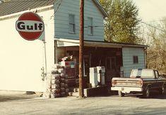 Hedgesville, West Virginia, Cherry Run store. Wheeling, West Virginia