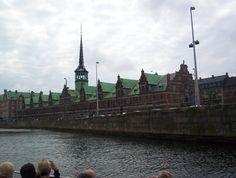 Panorama z tramwaju wodnego