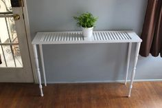 Shutter Console Table Private Listing for Agatha by rachelstewart