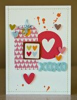 A Project by PamFSU29 from our Cardmaking Gallery originally submitted 02/13/12 at 09:05 PM